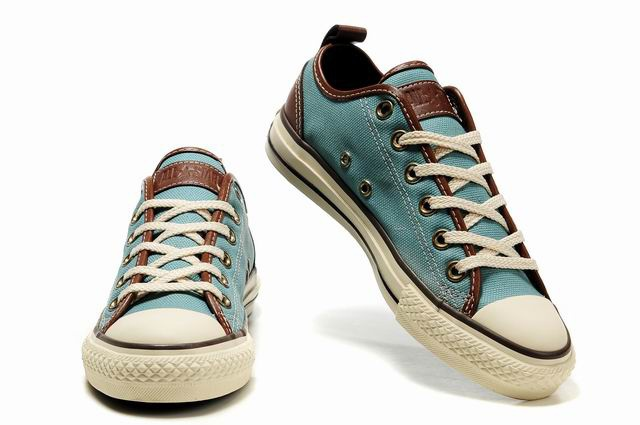 Converse miller Low blue