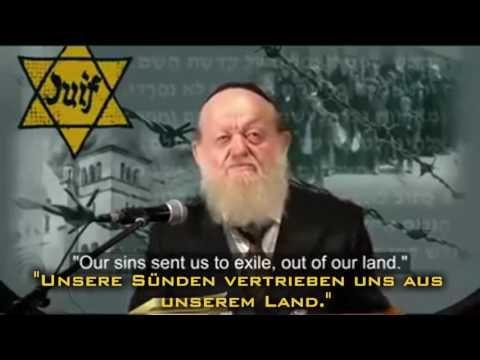 """Nazi Rabbiner"" bestätigt Adolf Hitler"