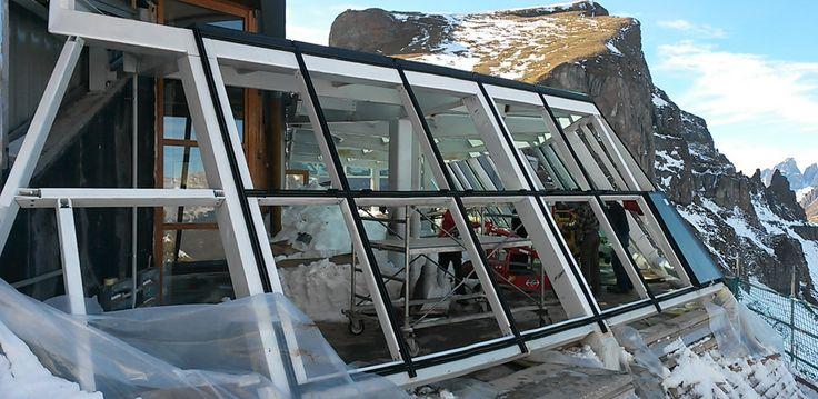 L.Gorza's mountain hut | BLDing Studio