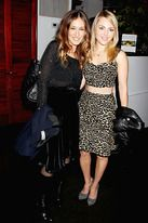 Wonderful leopard oufit for the new Carrie