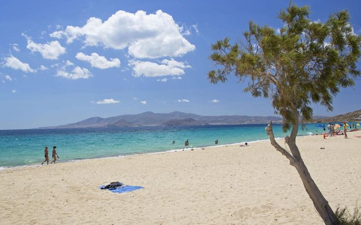 Is Naxos the most family-friendly island in Greece?