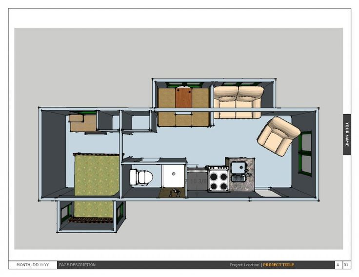 17 Best Images About Tiny Home Floor Plan On Pinterest