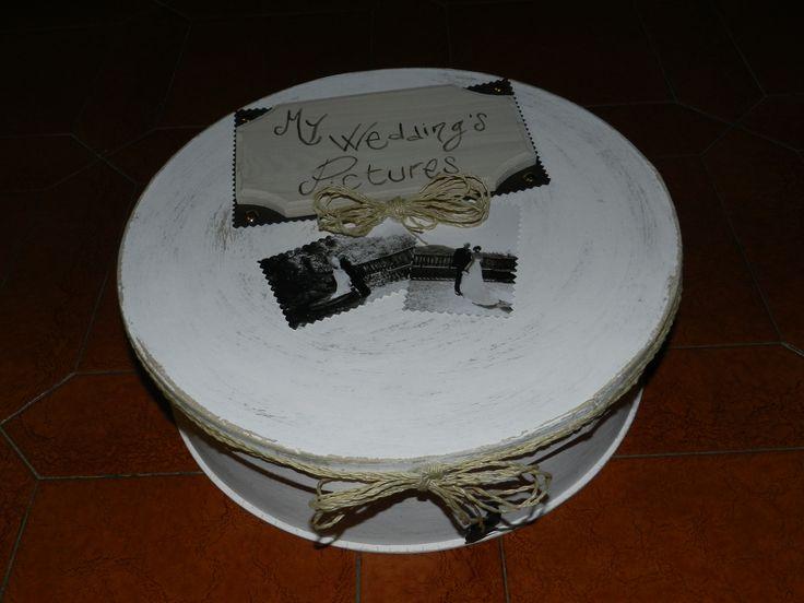 My wedding's box