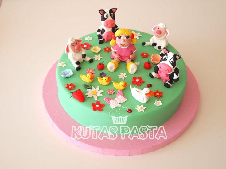 Çiftlik Pasta (Farm Cake)