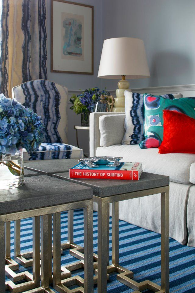 Hampton Designer Showhouse 2012 | design by Jennifer McConnell | photo by Eric Striffler