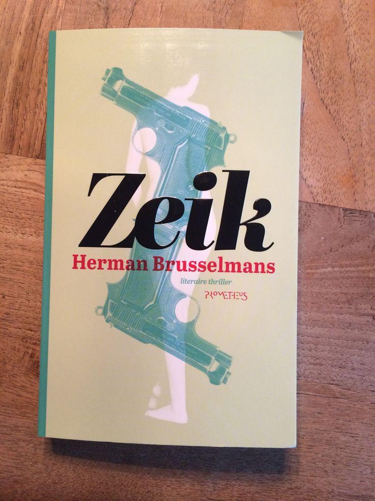 Herman Brusselmans - Zeik (2014)