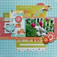A Project by Lisa Swift from our Scrapbooking Gallery originally submitted 06/04/12 at 10:43 AM: Galleries, Summer Collection, Gardens Echo, Scrapbook Layout, Scrapbook Papercraft, Gardens Parties, A Scrapbook, Echo Parks Hello Summer, Good Time