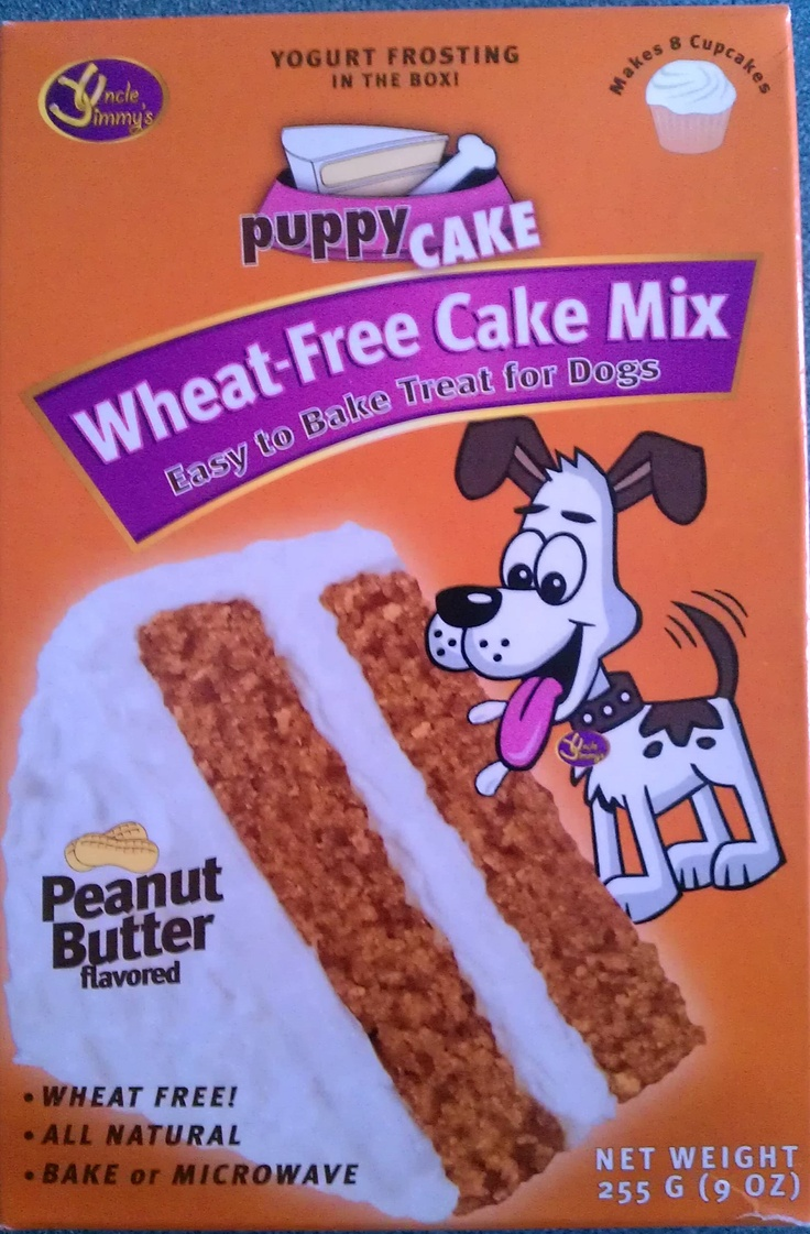 Where Can I Buy Dog Cake Mix