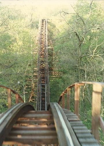 The Beast: Kings Island - Mason, Ohio
