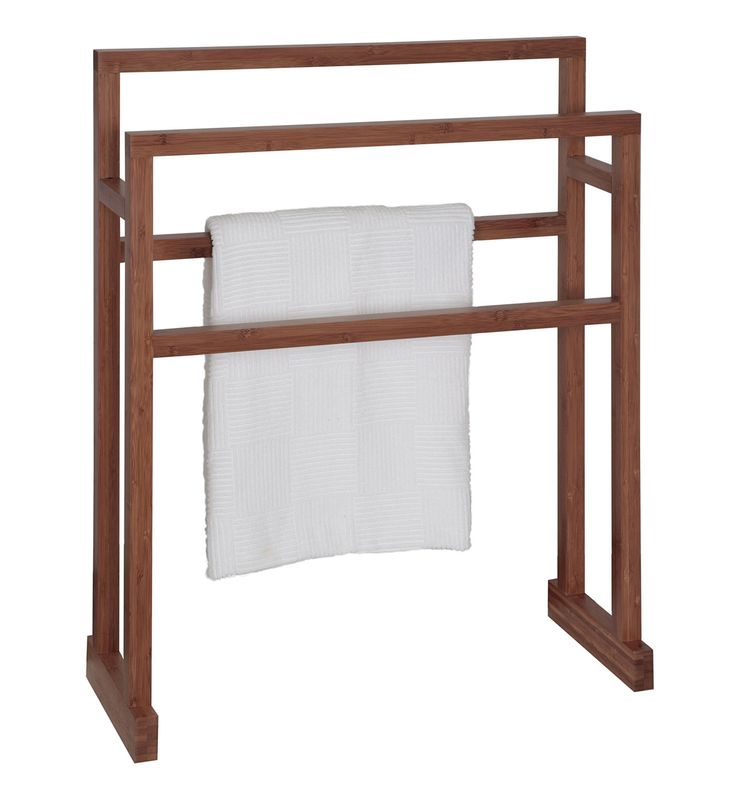 Height Free Standing Towel Rack - http://www.genwhymovie.com/height-free-standing-towel-rack/ : #HomeFurniture The height free standing towel rack at which you hang the towel at home is a matter of personal preference and depends on the height of the people using towels. The bath towels are usually hung at a height of approximately 48 inches (1.21 m) or installing free standing towel rack. At this point,...