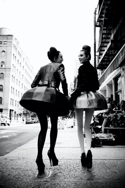 too tooGirls, Inspiration, Style, Clothing, Hoop Skirts, Umbrellas Skirts, Things, Fashion Photography, Friends Blackandwhite