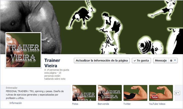 Fan Page de Trainer Vieira