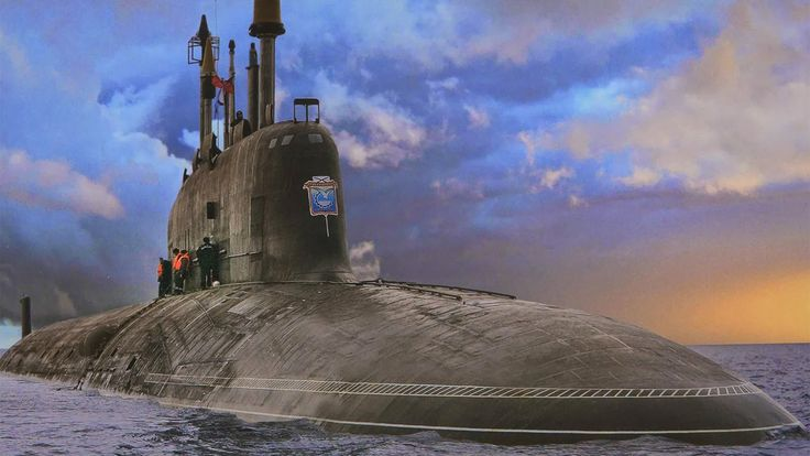 The K-329 Severodvinsk is the first of Russia's Yasen-class nuclear attack submarines, successor to the older Akula-class and designed to counter America's nuclear-powered Seawolf and Virginia class submarines.