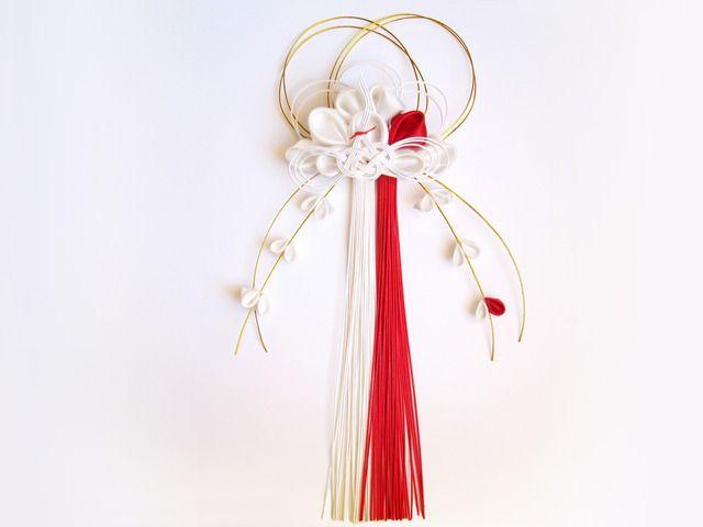 お正月飾り 鶴