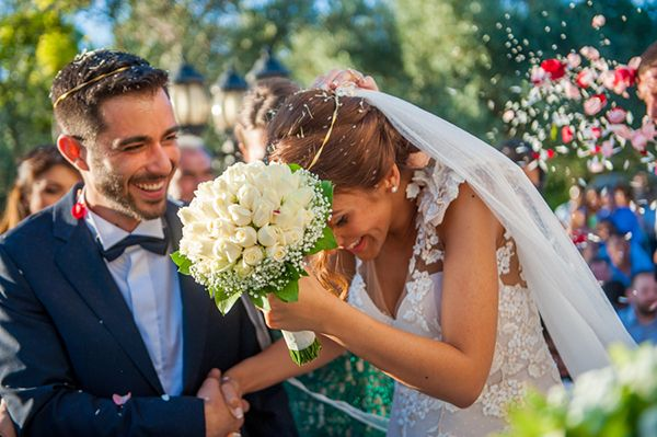 Vintage style γαμος στην Αθηνα | Ματινα & Δημητρης  See more on Love4Weddings  http://www.love4weddings.gr/vintage-style-athens-wedding/  Photography by Red Box Studio   http://www.redboxstudio.photo/