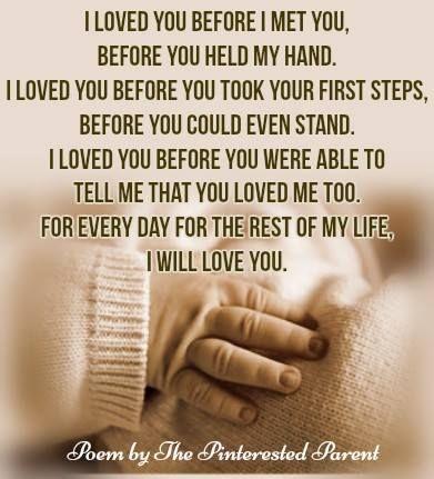 Poem by the Pinterested Parent #motherhood @parenting #children #parenthood…