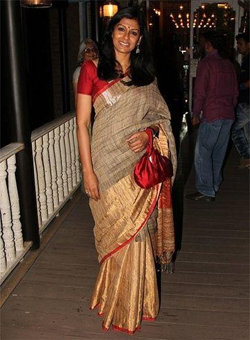 Nandita Das in Saree