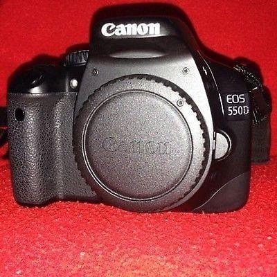 Canon eos 550D+TAMRON SP AF17-50mm F2,8 XR Di 2VC+Canon 50mm Kit Obiettivo Borsa