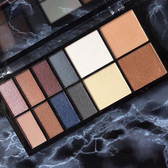R E V O L U T I O N  New!!! Check it out! www.a4b.gr  #a4b #a4bgr #revolution #makeup #london #all #for #beauty #eshop #eyeshadow #eyeshadowpalette