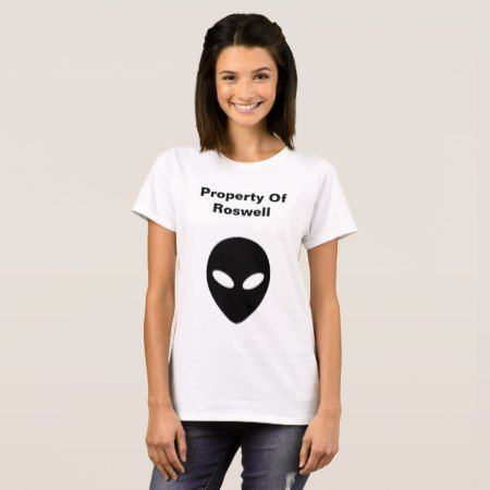 Roswell Alien Shirt - tap to personalize and get yours