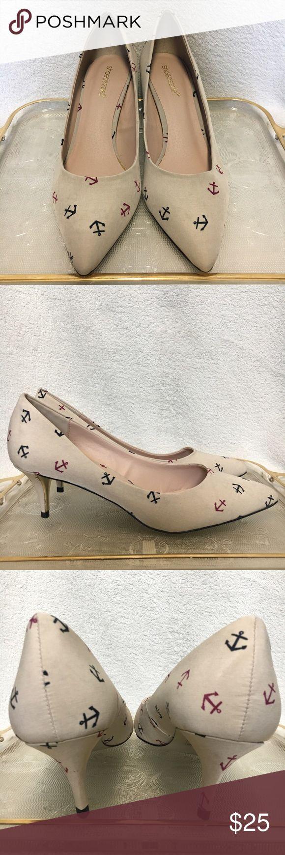 "Shoe Dazzle Heels Pumps Shoe Dazzle Heels Shoe size: 9 condition: like new never worn heels: 2.5"" Shoe Dazzle Shoes Heels"