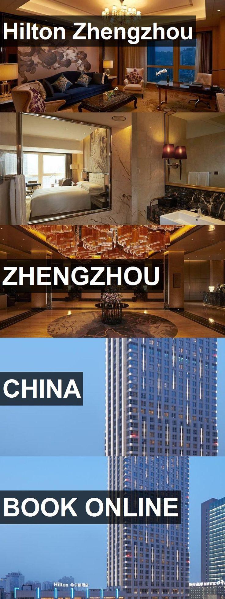 Hotel Hilton Zhengzhou in Zhengzhou, China. For more information, photos, reviews and best prices please follow the link. #China #Zhengzhou #travel #vacation #hotel