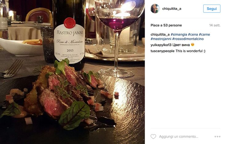 Brunello di Montalcino x Instagram Wine Lovers
