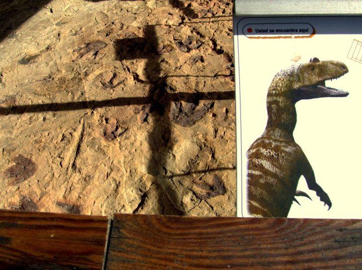 Alpuente 2015 04: Yacimiento de Icnitas de Dinosaurio de Alpuente