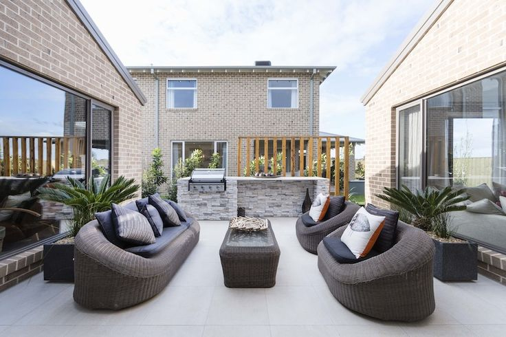 Bolton Masterton Alfresco by Simonds Homes #Woodleaestate #Simondshomes #land #houseandland #newlandestate #newhome #alfresco #entertaining