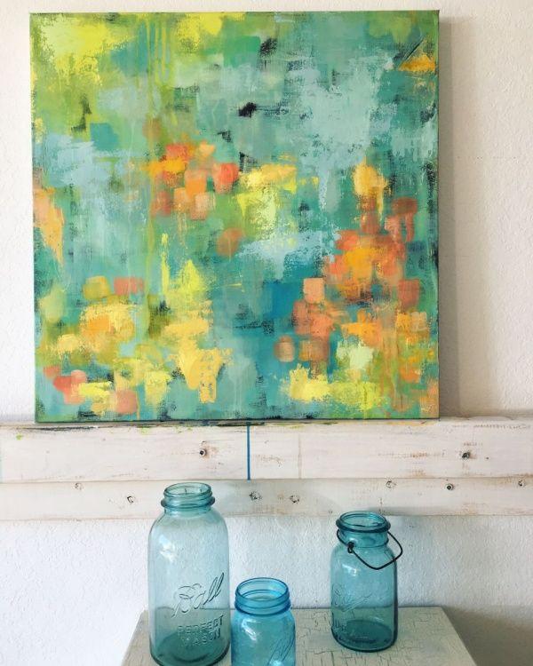 Gumdrop (2017) Acrylic painting by Drew Noel Marin | Artfinder