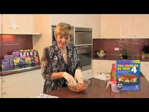 Rippa Rissoles | Symply Too Good - YouTube
