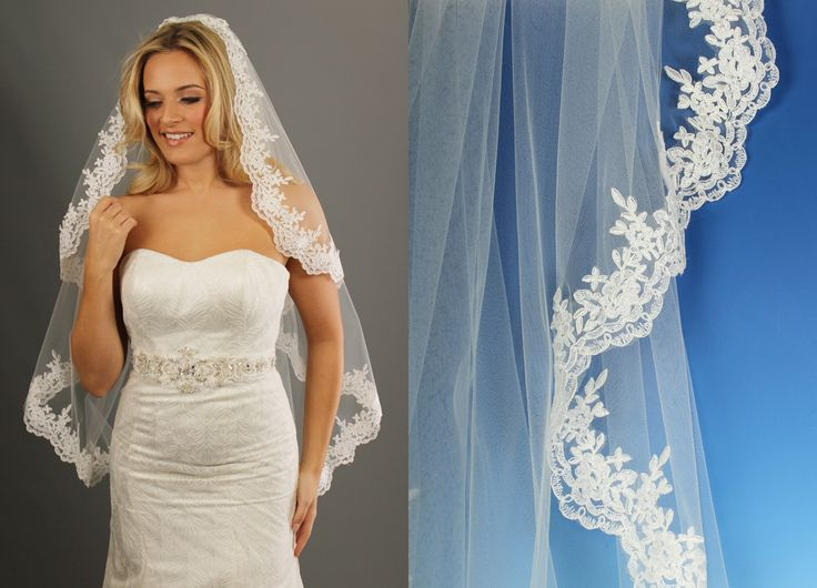 bridal veil single girls Dys women's 1t wedding veils with comb cathedral length beaded 3 colors single-tier 2m/3m cathedral wedding bridal veil circular veil edged with rhinestones and.