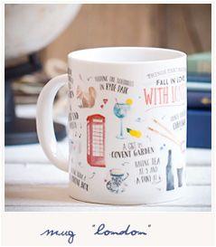 * Things that make me love London