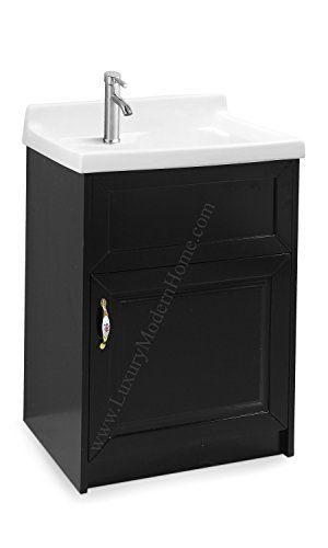"sink ALEXANDER 24"" ESPRESSO Utility Sink - Modern Mop Slo... https://www.amazon.com/dp/B0054ENA5Y/ref=cm_sw_r_pi_dp_x_UeN-ybX3SARGX"