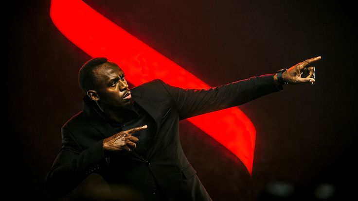 Unfiltered: Usain Bolt Named New 'CEO' of Mumm Champagne ...
