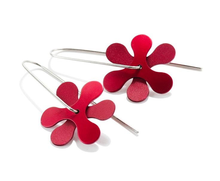 Propeller Earrings by FINK & Co