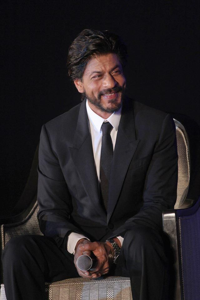 Shah Rukh Khanat launch of Gitanjali's 'Ticket to Bollywood' in Mumbai 19.07.2014