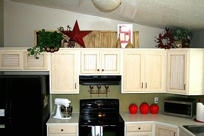 tutorial: painting kitchen cupboards