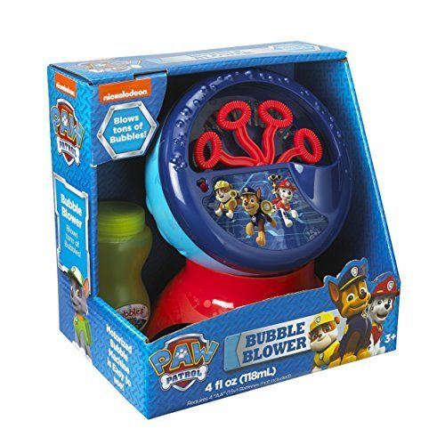 Little Kids PAW Patrol Motorized Bubble Machine (Includes 4 fl oz of bubble solution), http://www.amazon.com/dp/B00T7VTYDM/ref=cm_sw_r_pi_awdm_9Li3wb5QSHQA0