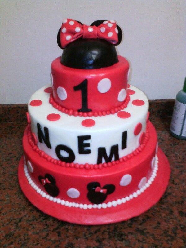Altra torta minnie