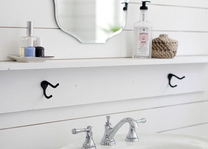 17 Best Ideas About Bathroom Mirror With Shelf On Pinterest: 17 Best Ideas About Ikea Bathroom Shelves On Pinterest