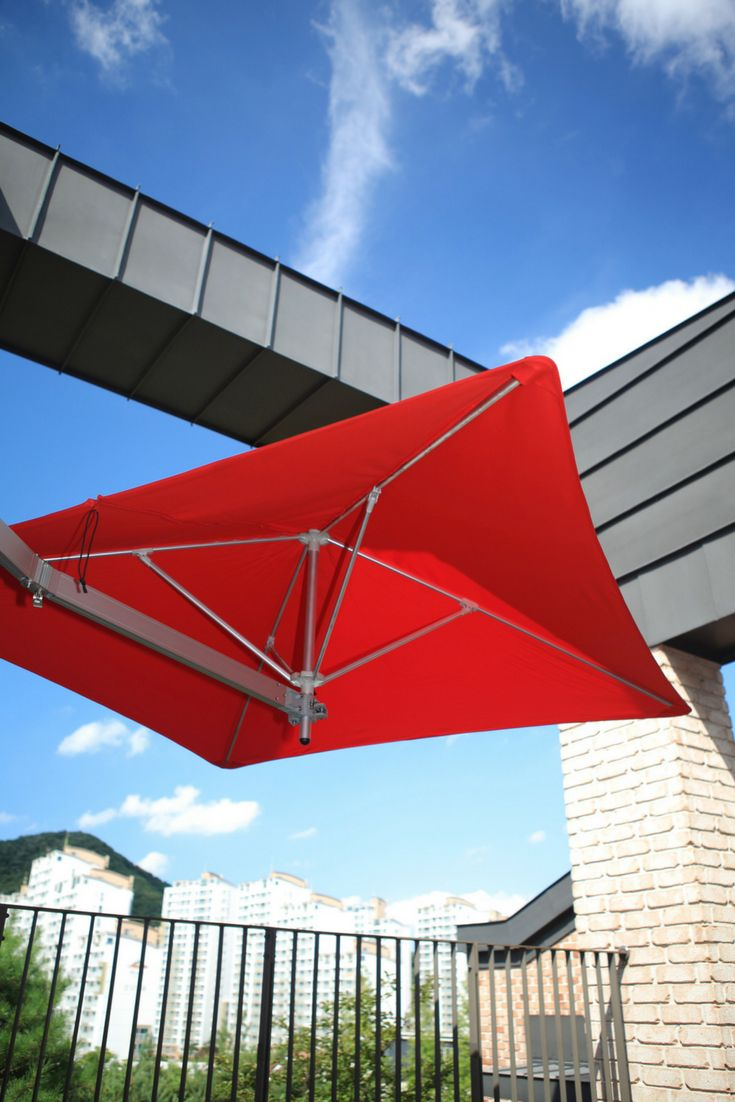 At Sticks + Stones Outdoor, we are now stocking a quality range of shade umbrellas. Umbrellas for the backyard or pool area, fixed or mobile base, and wall-mounted options available. Various colours and sizes. Our Eclipse Side Post Umbrella is commercial-grade quality cantilever umbrella with full 360 degree rotation to maximise shade coverage. #outdoor #shadeumbrella #outdoorumbrella #outdoordesign