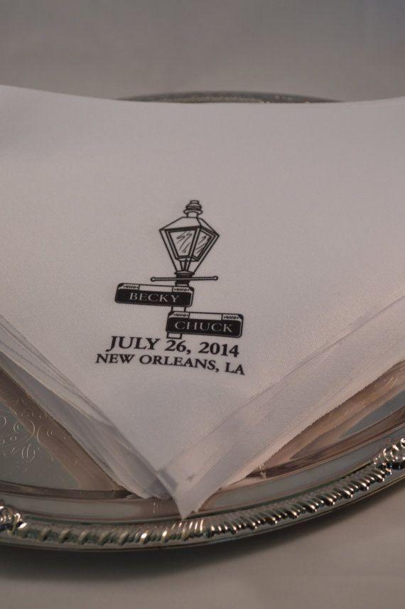 quantity 150  New UNIQUE Second Line Handkerchief New by roxygs
