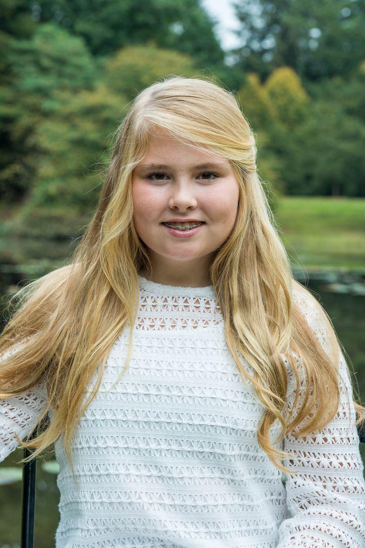 royalhouse.nl: New Photos Released of the Dutch Princesses, November 2016-Princess Amalia, Princess of Orange