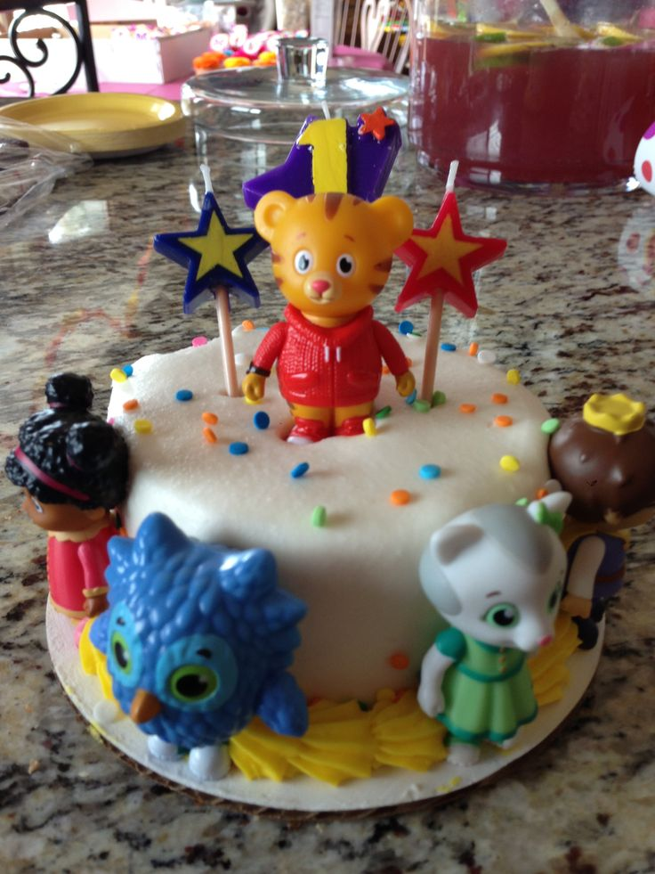61 Best Images About Daniel Tiger On Pinterest Birthday
