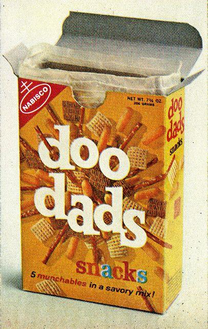 Nabisco - Doo Dads Introduction magazine ad - close-up - 1966 by JasonLiebig, via Flickr
