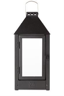 A2 living lanterne mini - 40201  - sort - 17x17x33,5 cm