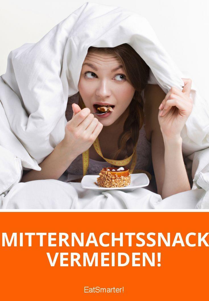Mitternachtssnack vermeiden! | eatsmarter.de