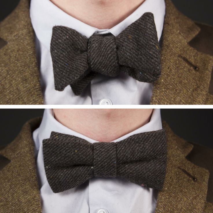 Harry bow ties, pre and self tie.