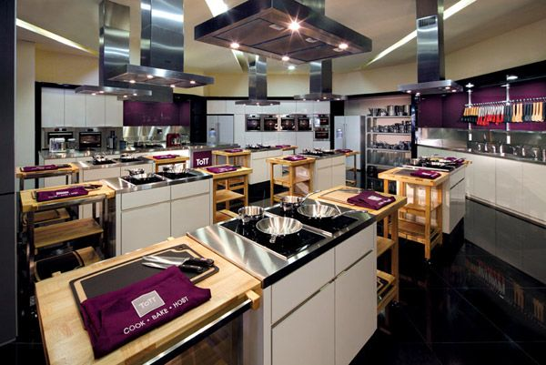 24 best images about cooking school kitchen design on pinterest - Kitchen design classes ...